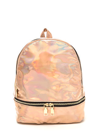 Glitzy Gal Holographic Backpack