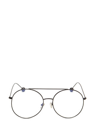 Steer Clear Ball End Aviator Glasses