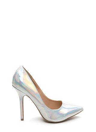 Make A Point Holographic Pumps