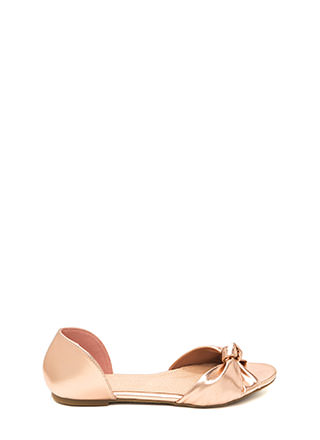 Knotty By Nature Metallic Flats