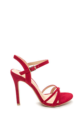 Red Heels, Sneakers, Sandals & More Red Shoes