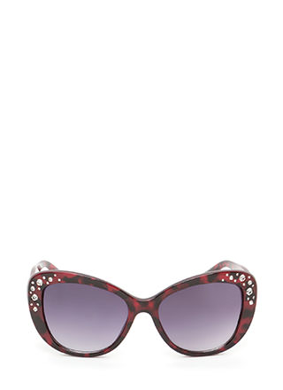 Girl's Best Friend Cat Eye Sunglasses