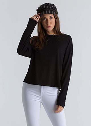 Basics Training Thermal Knit Top