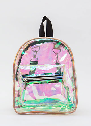 Cute Backpacks in Faux Leather, Pretty Prints & Studded