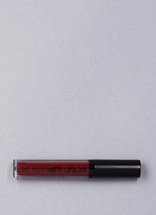 Pucker Up Long Wear Matte Lip Gloss