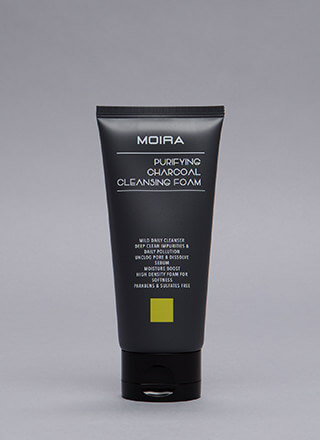 Blackout Charcoal Cleansing Foam
