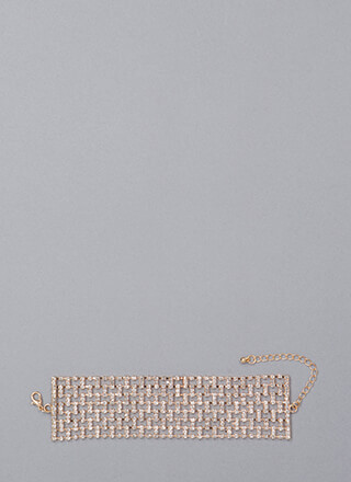 Brick Foundation Jeweled Bracelet