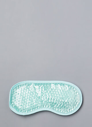 At-Home Spa Gel Beads Eye Mask