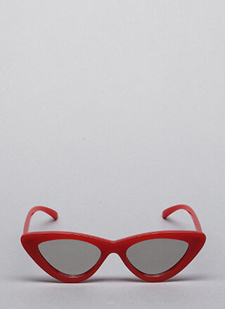 Retro Ready Cat-Eye Sunglasses