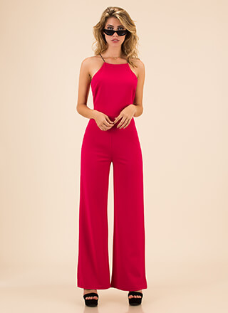Day To Night Wide-Leg Jumpsuit
