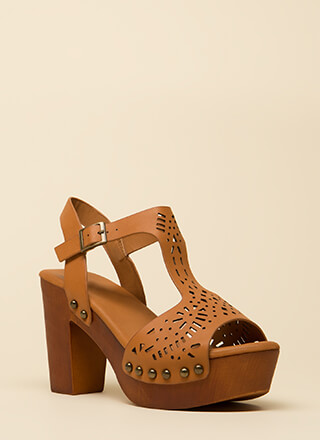 Year-Long Festival Chunky Platforms