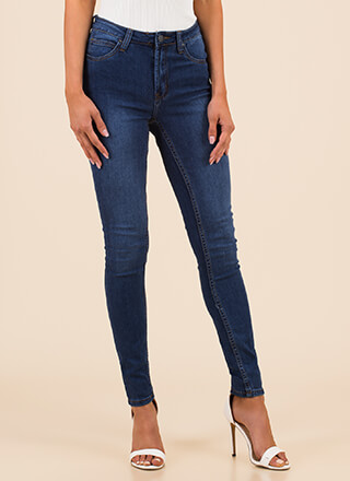 All The Right Places Skinny Jeans