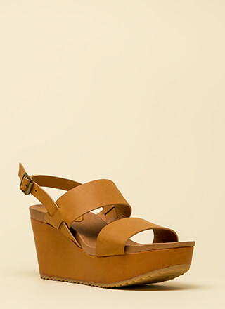 Remember This Day Platform Wedges