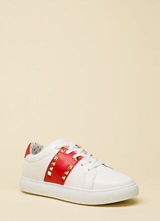 Ultimate Stud Platform Sneakers