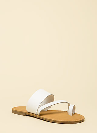 Good Connection Strappy Sandals