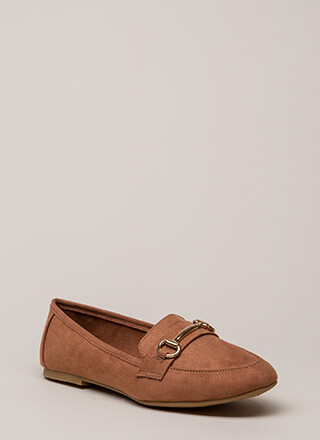 You Hit The Jackpot Loafer Flats