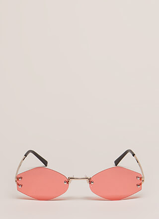 Too Cool For School Small Sunglasses