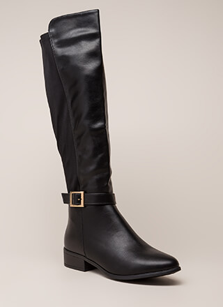 The Ultimate Ankle Strap Riding Boots