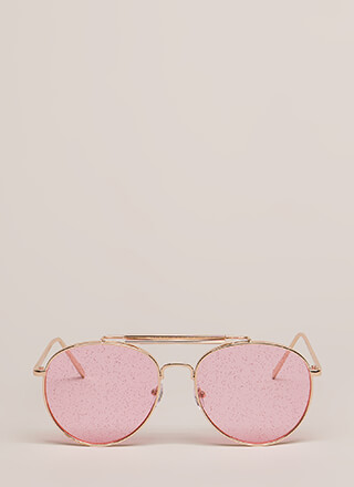 Specks Appeal Brow Bar Sunglasses