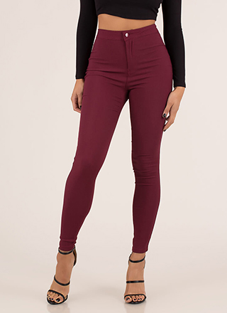 Curves For Days High-Waisted Leggings