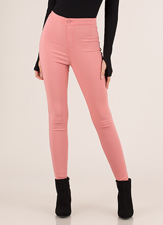 Totally Necessary High-Waisted Jeggings