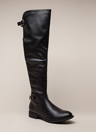 Stallion Thigh-High Riding Boots