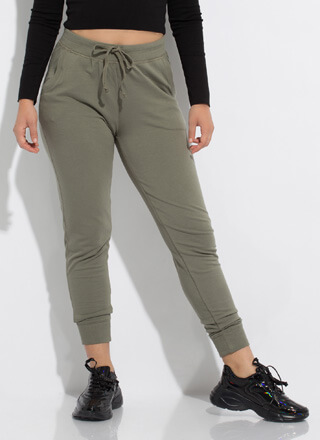 Taking It Easy Jogger Sweatpants