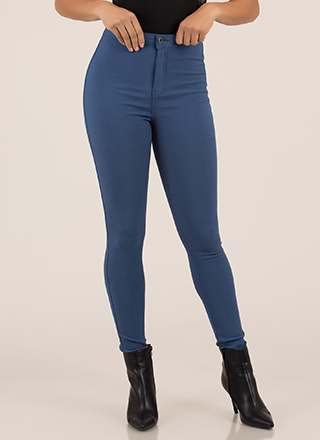 That Perfect Fit High-Waisted Jeggings