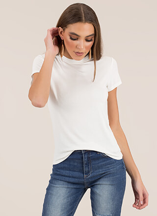 Just Can't Get Enough Basic Tee