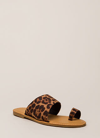 3af42f7c86915 Sun s Out Toes Out Faux Suede Sandals