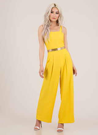 Chic Your Mind Palazzo Jumpsuit