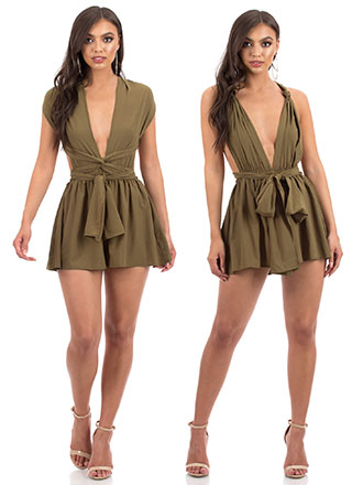 Convertible Cutie Multi-Way Romper