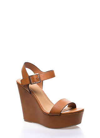 High And Mighty Platform Wedges