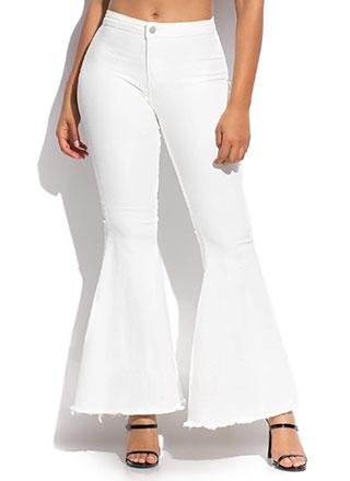 Flare For The Retro Bell-Bottom Jeans