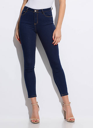 Essentially Yours Skinny Jeans