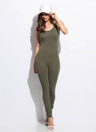 What You're Looking For Solid Jumpsuit