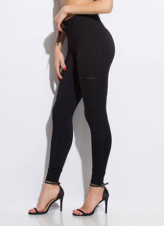 Let's Work It Out Jogger Leggings