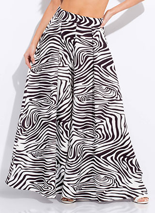 Wild Thing Extra Wide Palazzo Pants