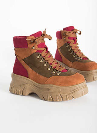 Higher Elevations Platform Boots