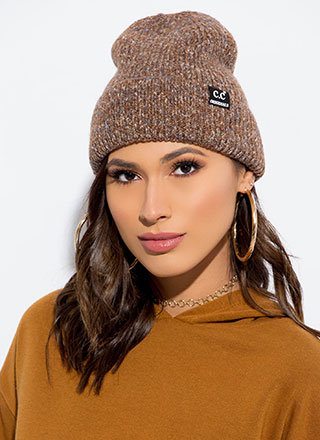 Head On Marled Knit Beanie