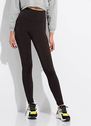 Shape Of You High-Waisted Leggings
