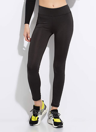 Let's Work It Out Lightweight Leggings
