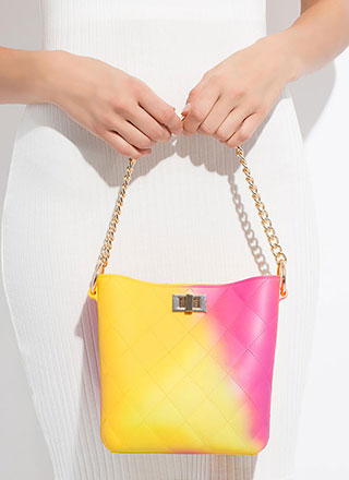 Summer Popsicle Ombre Jelly Purse
