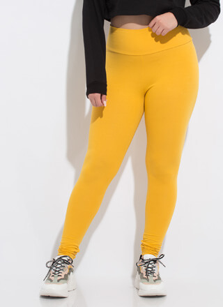 Good Choice High-Waisted Leggings