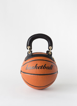 MVP Real Basketball Handbag