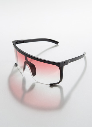 Race To The Top Bar Goggle Sunglasses