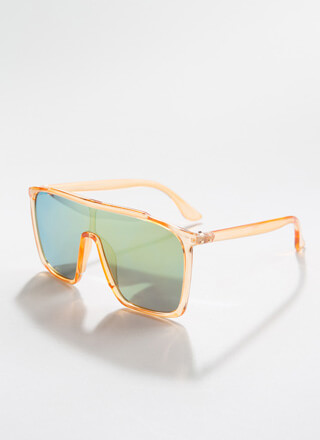 Summer's Calling Holographic Sunglasses