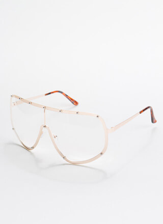 Goggle It Studded Reader Glasses