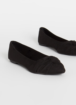 Knot Without A Twist Wrapped Flats