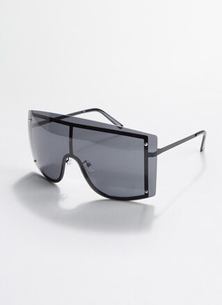 Going Down Under Goggle Sunglasses